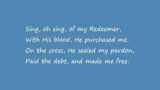 Play I Will Sing Of My Redeemer