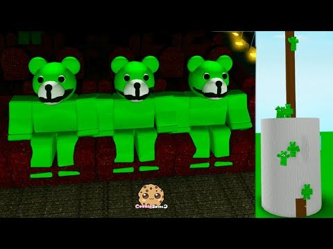 Gummy Bears ! Random Roblox Games Let's Play Video with Cookie Swirl C