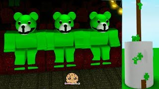 I'm A Gummy Bear ! Random Roblox Games Let's Play Video with Cookie Swirl C
