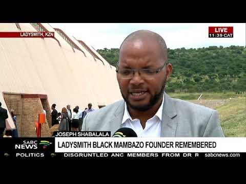 Ladysmith Black Mambazo Founder Remembered
