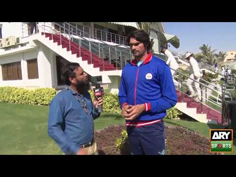 Mohammad Irfan aims to make a comeback in shorter formats of cricket