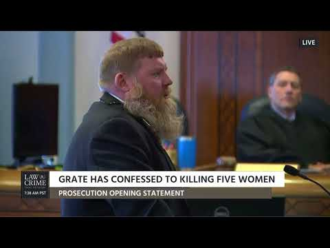 Shawn Grate Trial Prosecution Opening Statement 04/23/18