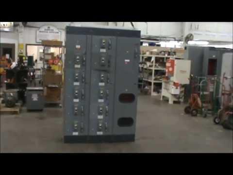 allen-bradley-2100-series-600-horizontal/300-vertical-amp-motor-control-center-(mcc1081)