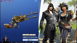 News April New Heroes Returns Drum + New Weapons Save the Fortnite World