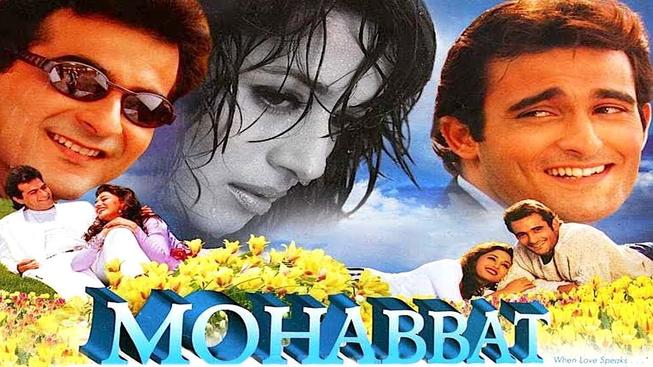 Mohabbat l Sanjay Kapoor, Madhuri Dixit l 1997 l Super Hit Hindi Full Movie HD