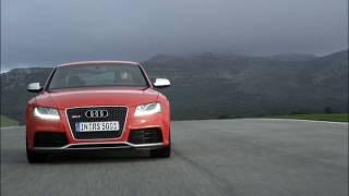 Audi RS 5 Женева 2010