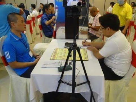 Trực tiếp : Nguyễn Anh Quân  vs Trương Đình Vũ   | Vòng 2 cờ tiêu chuẩn  A1 2021 |
