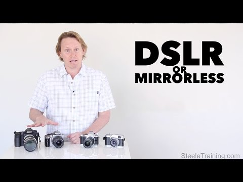 DSLR or Mirrorless? Which Camera Is Right for You?