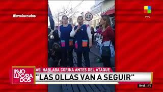 Moreno: Así hablaba la maestra Corina antes del ataque