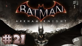 Batman: Arkham Knight #21 - City of Fear