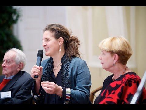 Izabella Zwack - Founding Member of the Club of Budapest