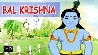Bal Krishna - Childhood Of Lord Krishna - Animated / Cartoon Stories for Children