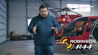Тест Вертолёта от Давидыча. Robinson-R44