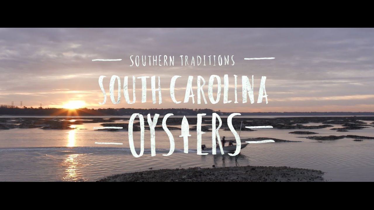 Southern Traditions: South Carolina Oysters - Dauer: 107 Sekunden