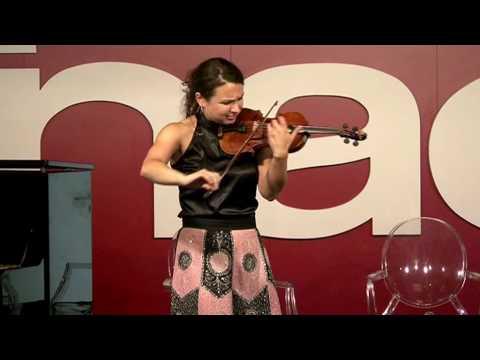 Showcase - Sarah Nemtanu - Cadence de Tzigane - (1/3) - Fnac Paris Montparnasse