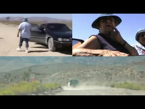 Old Ladies Accidentally Breaching Area 51 (Restricted Area) - FindingUFO