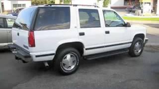 1998 Chevrolet Tahoe LT Start Up, Engine, and Full Tour