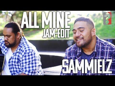 Sammielz - All Mine [ Jam-Edit ]