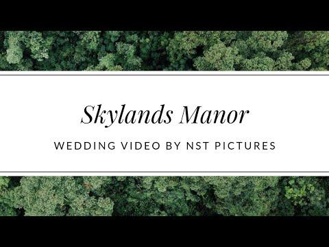 Lauren & Michael - Skylands Manor Rustic New Jersey Wedding Video HD