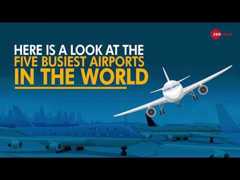Delhi's IGI Airport breaks into world's top 20 busiest airports