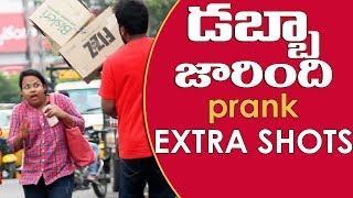 "FunPataka's ""Dropping Boxes on People Prank"" Extra Shots 