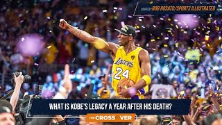 What Is Kobe Bryant's Legacy A Year After His Death?