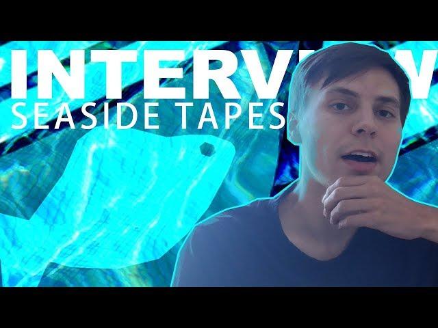 Mr Ocean of Seaside Tapes Talks Vaporwave | Musics The Hang Up