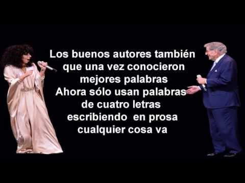 Lady Gaga Ft Tony Bennett - Anything Goes - Letra Español