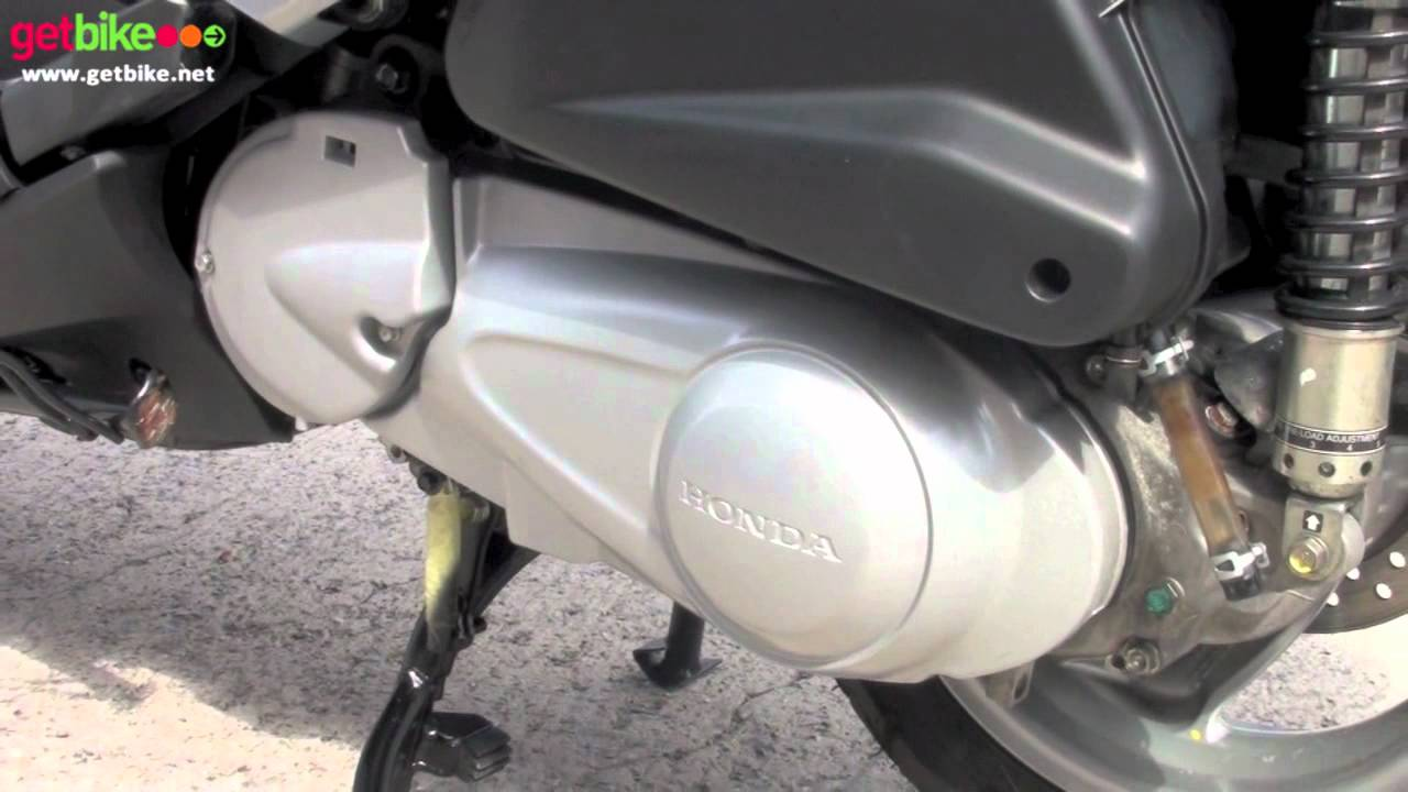 Honda S-Wing FES 125 2007 Walk-around by GetBike - DTV ...