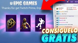 How to *GET FREE* the NEW TWITCH PRIME 3 PACK IN FORTNITE! [PS4, XBOX, PC, NINTENDO]