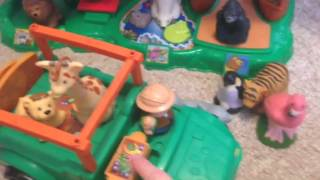 Fisher Price Little People Zoo Talkers Animal Sounds Zoo Review