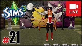 """[Archiwum] Live - Przygody Zagadki (The Sims 3) (10) - [1/2] - """"Jednorożec i ciężka praca Magika"""""""