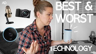 The BEST and WORST technology I own | ad