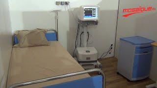 هبة من المغرب: تدشين مستشفى ميداني بمستشفى القصاب منوبة