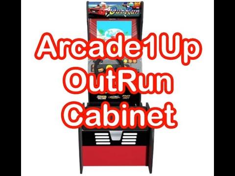 Arcade1Up Out Run Cabinet Arcade 1Up OutRun Sega from rarecoolitems