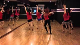 Hula Hoop - Rebecca Lee (Line Dance)