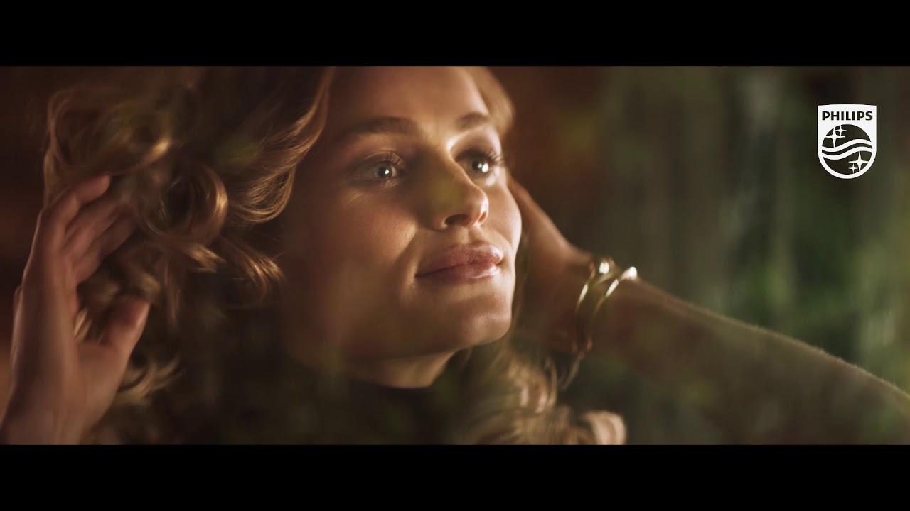 Automatická natáčacia kulma Philips StyleCare Prestige BHB876 - YouTube 2155db12774