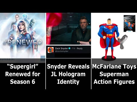 """Who Is The Hologram In """"Justice League""""? - Speeding Bulletin (Dec 18, 2019 - Jan 7, 2020)"""