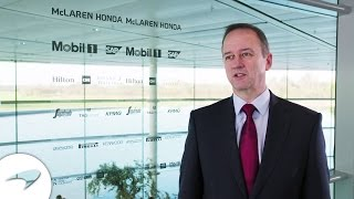 Jonathan Neale: McLaren-Honda 2015