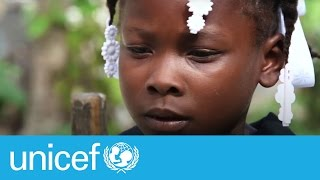 Hurricane Matthew: 3 months on in Haiti | UNICEF