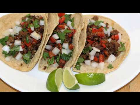 How to Make Authentic Vegetarian Tacos