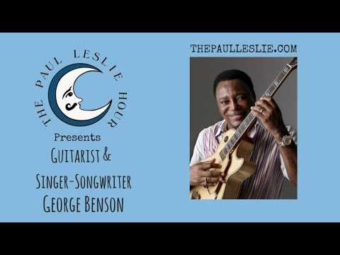 George Benson Interview on The Paul Leslie Hour