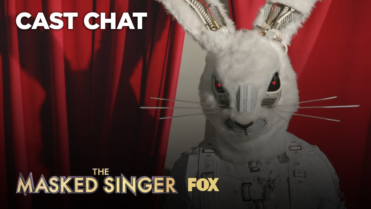 You Won't Believe Who Is Under The Rabbit Mask! | Season 1 Ep. 8 | THE MASKED SINGER