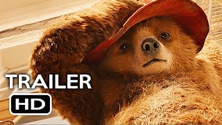 Paddington 2 Official Trailer #1 (2018) Hugh Grant Animated Movie HD
