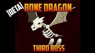 Starbound - Bone Dragon boss kill [Beta]