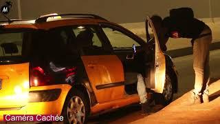 Camera Cachée Taxi anglais 2 ( Mahfousse )