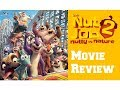 The Nut Job 2: Nutty By Nature Movie Review *Positive Review*