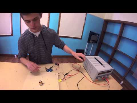 Andrew S - Magnetic Levitation Milestone 1 v.2 (Student Defined Project)