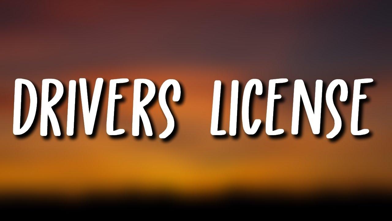 Olivia Rodrigo - drivers license (Lyrics) (Conor Maynard Cover)