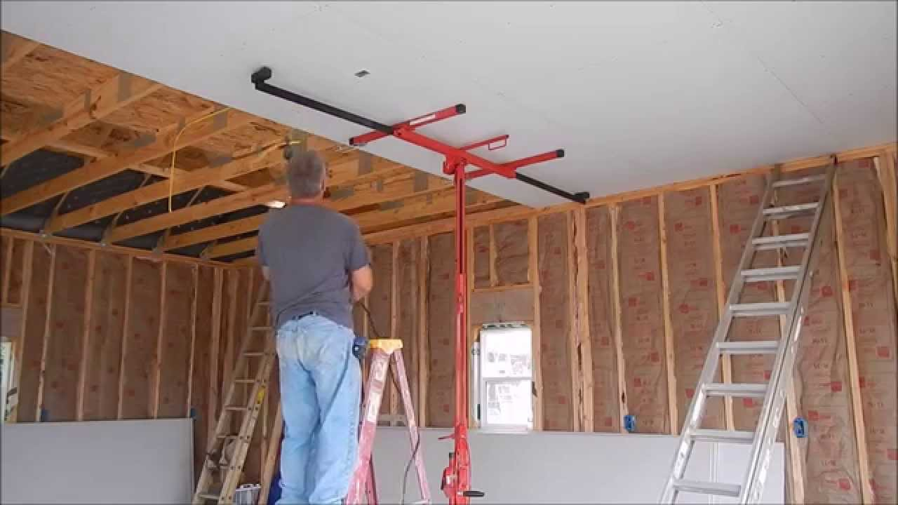 Garage Build Part 4 Electrical Insulation Sheetrock